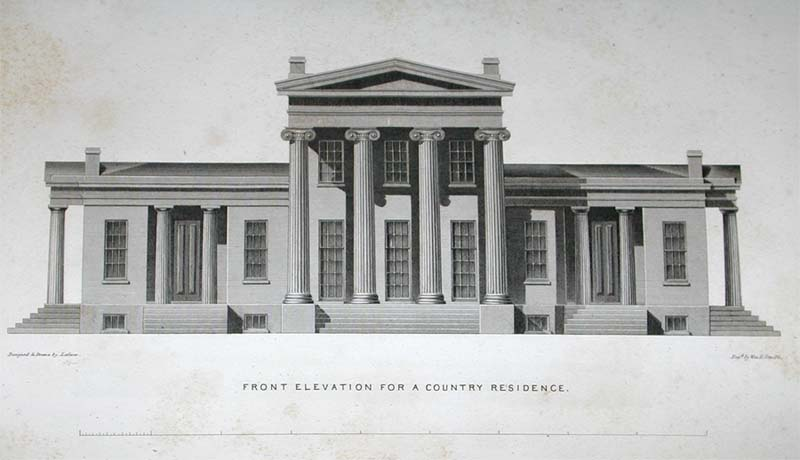 Introduction Architectural Resources at the American Antiquarian