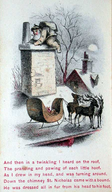 Saint Nicholas Pictures >> Illustrations by Louis Prang