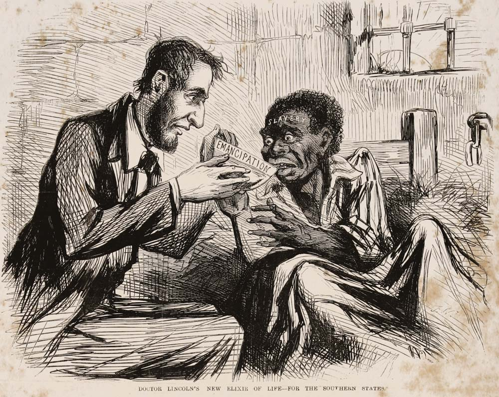 why did many northerners oppose the abolition of slavery