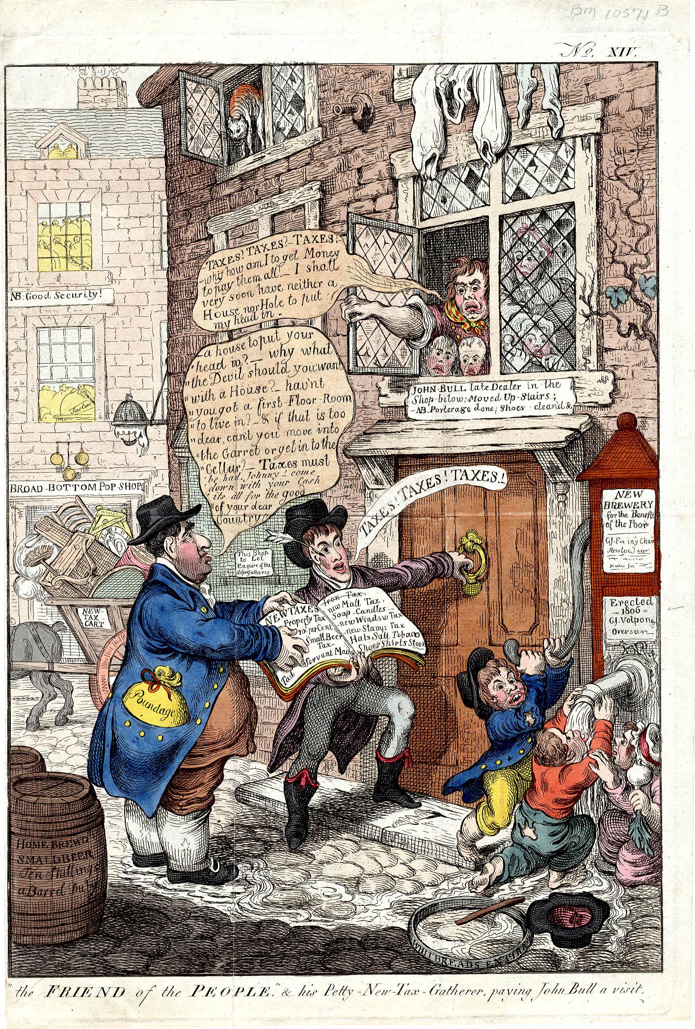 John Street  Property Taxes