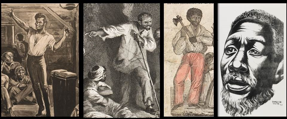 Nat Turner Portrayals