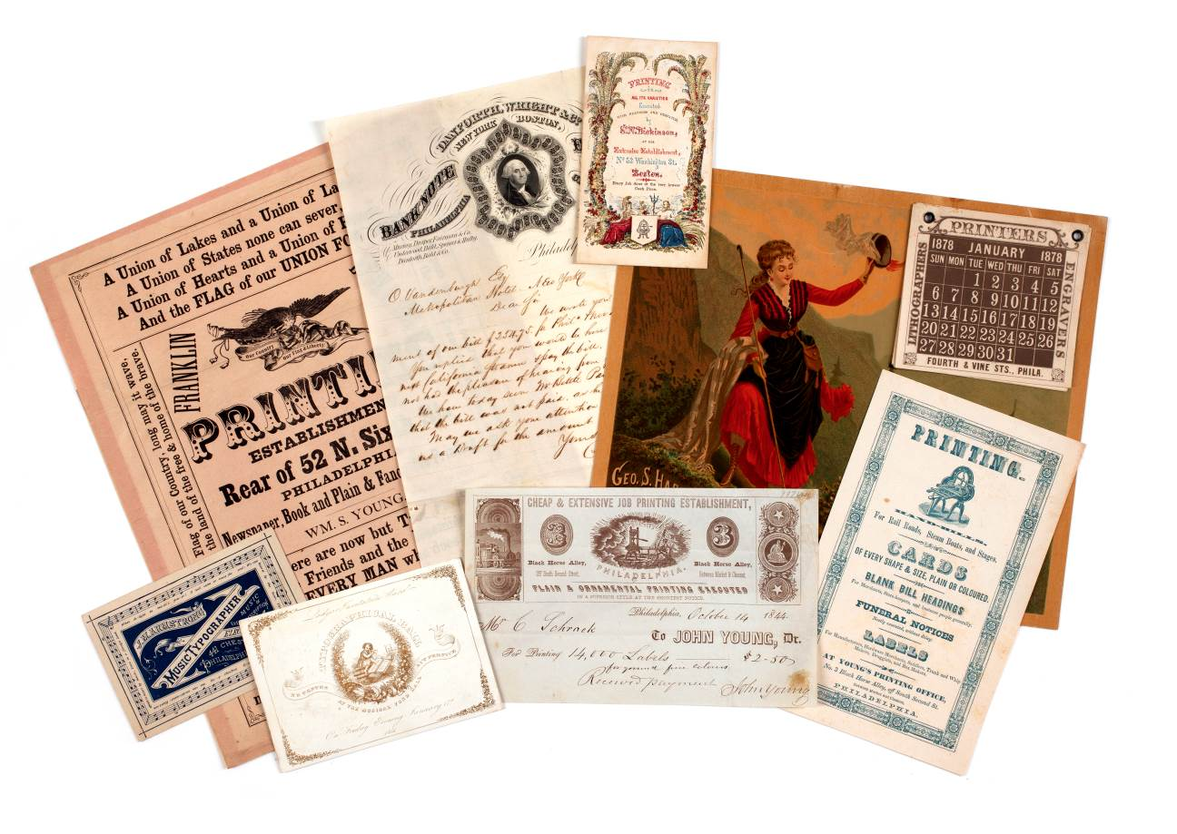 Archives of American Publishers' Ephemera