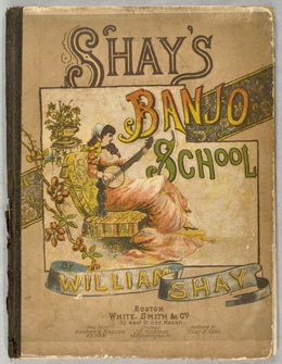 Shay's Banjo School