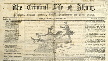 Criminal Life of  Albany