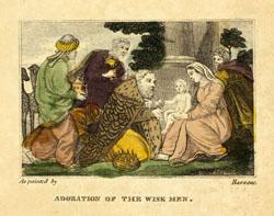 Scripture Scenes Cadiz OH H Anderson 1829