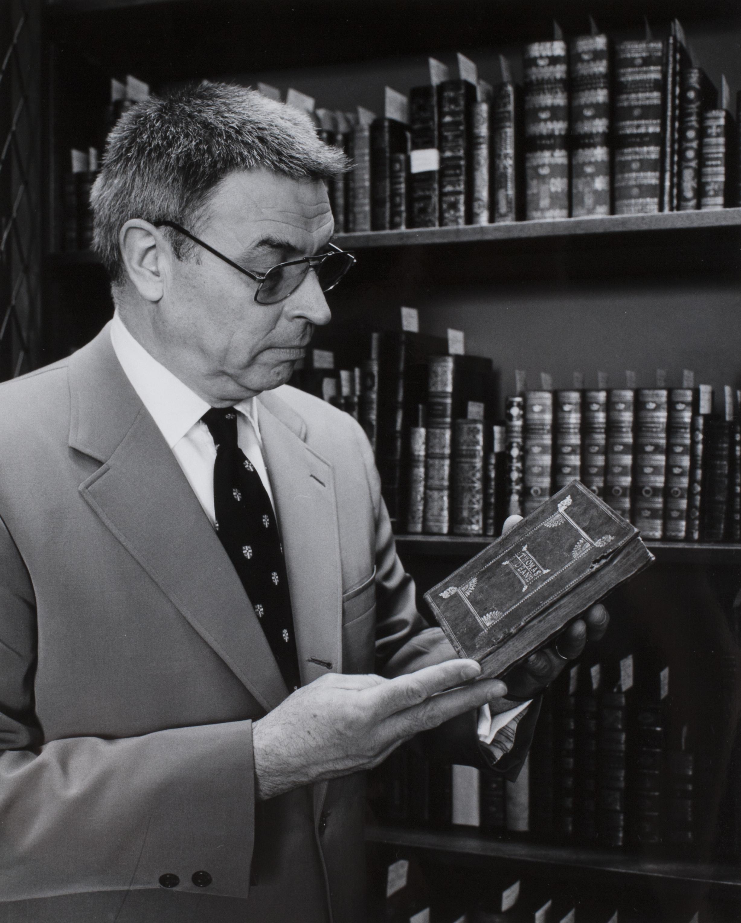 Marcus A. McCorison