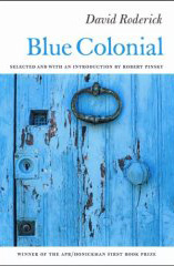 Blue  Colonial