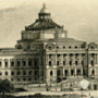 Engraving of Library of Congress, ca. 1895