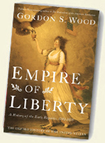 book cover of Empire of Libery