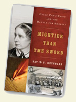 Book cover of David Reynold's Mightier than the Sword
