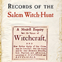 Records of Salem