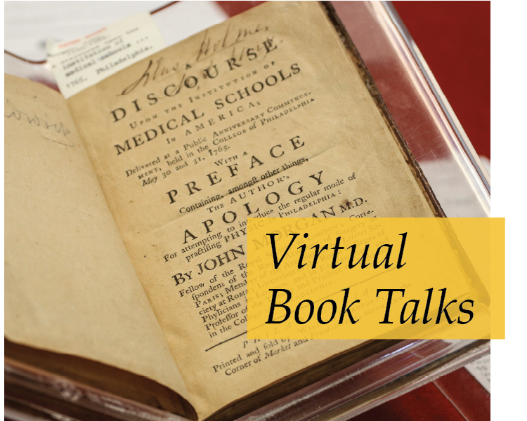 Virtual Book Talks