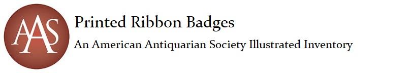 Printed Ribbon Badges