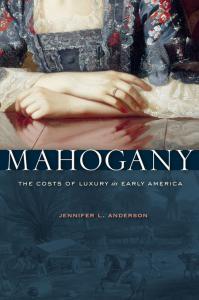 Mahogany by Jennifer Anderson