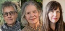 Annie Bissett, Diane Glancy, and TaraShea Nesbit
