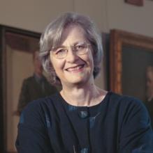 Laurel Thatcher Ulrich. Photo credit: Jim Harrison
