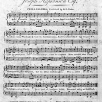 "Sheet Music for ""Hail! Columbia!"""