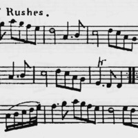 "Sheet Music for ""The Bunch of Rushes"""