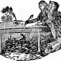Woodcut for The Sea captain, or Tit for tat