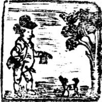 Woodcut for Mary, marry John,
