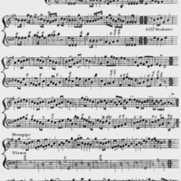 """Sheet Music for """"The Tulip"""""""