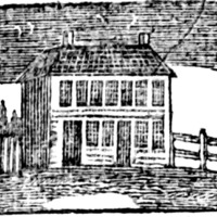 Woodcut for A Song, written on a Virginia cotton and tobacco merchant. : Together with the Female drummer