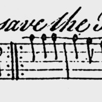 """Sheet Music for """"God Save the King"""""""