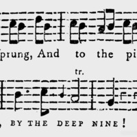 """Sheet Music for """"The Heaving of the Lead"""" Part 2"""
