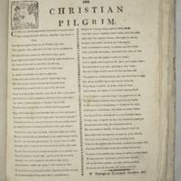 The Christian pilgrim
