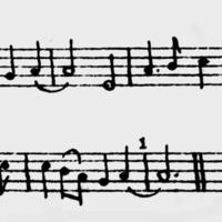 """Sheet Music for """"Gen. Wolfe"""""""