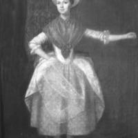 Portrait of Nancy Dawson
