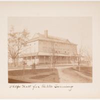 Phelps Hall for Bible training