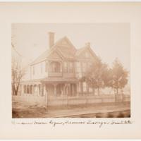 Residence Warren Logan, treasurer Tuskegee Institute