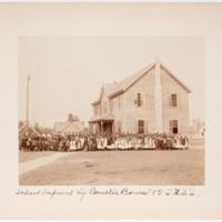 School improved by Cornelia Bowen '85 T.N.I.I.